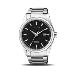 Citizen Herrenuhr Super Titanium Solar 41mm BM7360-82E