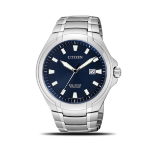Citizen Herrenuhr Super Titanium BM7430-89L