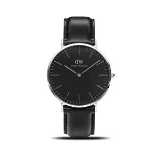 Daniel Wellington Herrenuhr Classic Black Sheffield DW00100133