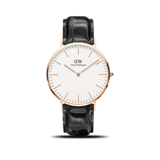 Daniel Wellington Herrenuhr Classic Reading DW00100014