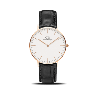 Daniel Wellington Herrenuhr Classic Reading DW00100041