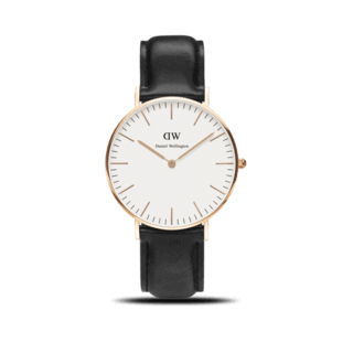 Daniel Wellington Damenuhr Classic Sheffield Lady DW00100036