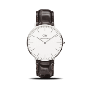 Daniel Wellington Herrenuhr Classic York DW00100025
