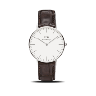 Daniel Wellington Damenuhr Classic York Lady DW00100055