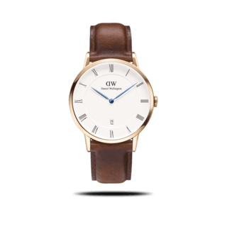 Daniel Wellington Herrenuhr Dapper Reading DW00100107