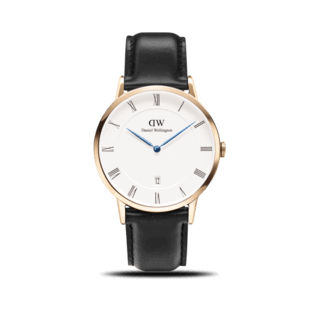 Daniel Wellington Herrenuhr Dapper Sheffield DW00100084
