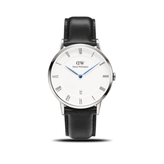 Daniel Wellington Herrenuhr Dapper Sheffield DW00100088