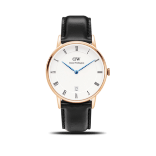 Daniel Wellington Damenuhr Dapper Sheffield DW00100092