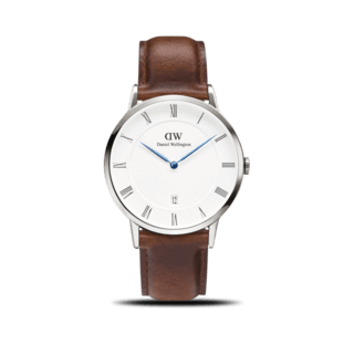 Daniel Wellington Herrenuhr Dapper St. Mawes DW00100087