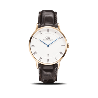 Daniel Wellington Herrenuhr Dapper York DW00100085
