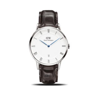 Daniel Wellington Herrenuhr Dapper York DW00100089