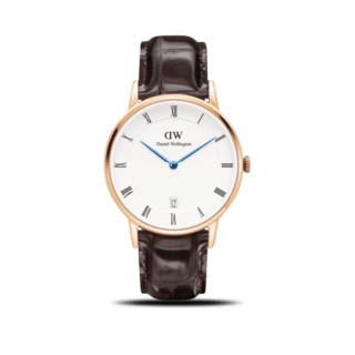 Daniel Wellington Damenuhr Dapper York DW00100093