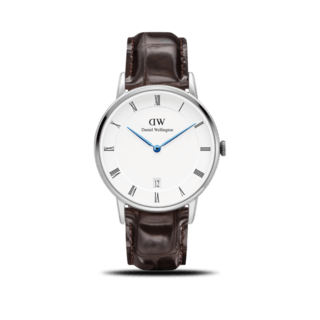 Daniel Wellington Damenuhr Dapper York DW00100097