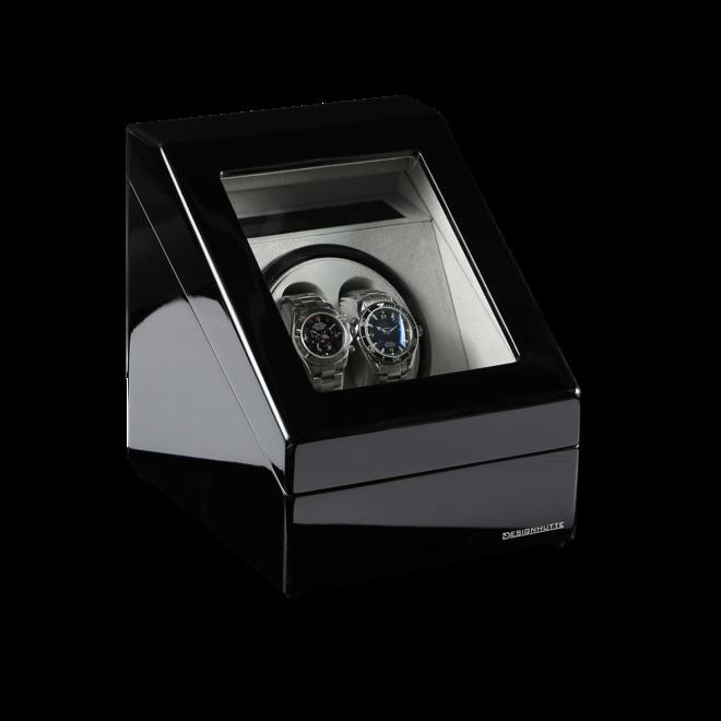 Uhrenbeweger Designhütte Uhrenbeweger Monaco aus Holz/MDF bei Brogle