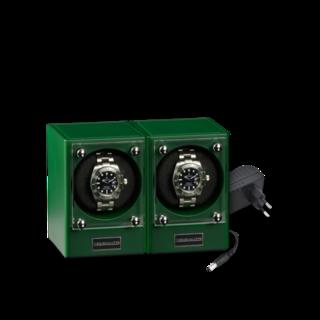 Designhütte Uhrenbeweger Uhrenbeweger Piccolo 2er Set - Jade 70005-179