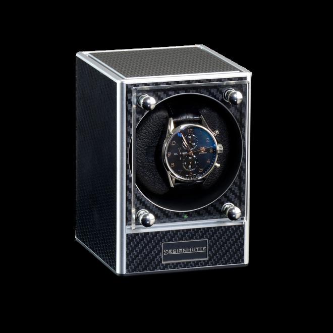 Uhrenbeweger Designhütte Uhrenbeweger Piccolo aus Kunststoff bei Brogle