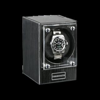 Designhütte Uhrenbeweger Uhrenbeweger Piccolo - Dark Ebony (ohne Netzteil) 70005-101