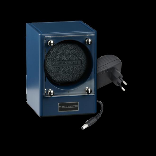 Uhrenbeweger Designhütte Uhrenbeweger Piccolo - Deep Ocean aus Kunststoff und Carbon bei Brogle