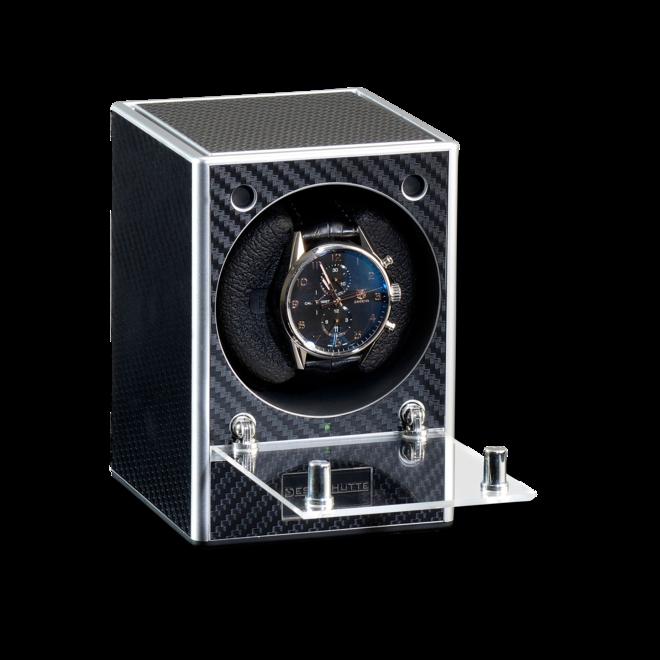 Uhrenbeweger Designhütte Uhrenbeweger Piccolo Starter Set aus Kunststoff bei Brogle