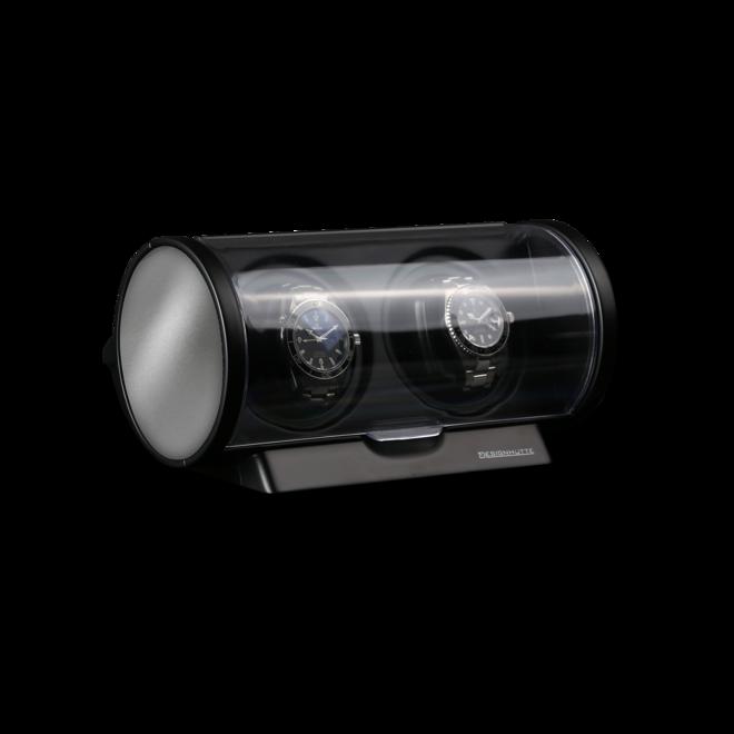Uhrenbeweger Designhütte Uhrenbeweger Tubix aus Kunststoff bei Brogle