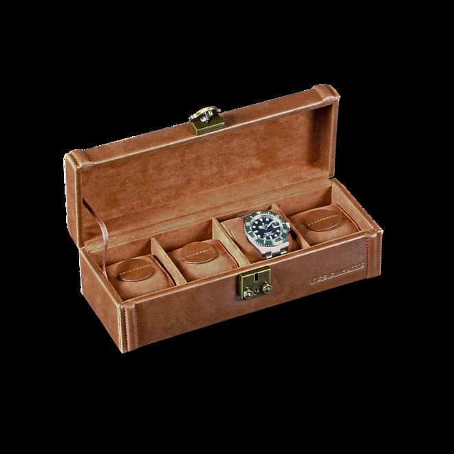 Designhütte Uhrenbox Camel 4 aus Feinsynthetik bei Brogle