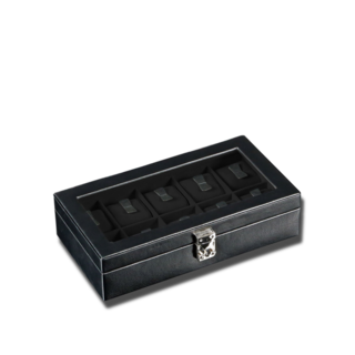 Designhütte Uhrenbox mit Sichtfenster Solid 10 70005-130
