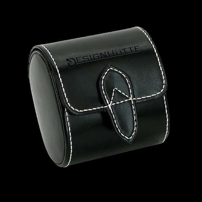Designhütte Uhrenbox Solid 1 aus Feinsynthetik bei Brogle