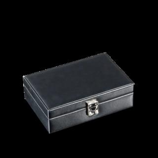 Designhütte Uhrenbox Solid 8 - Schwarz 70005-129