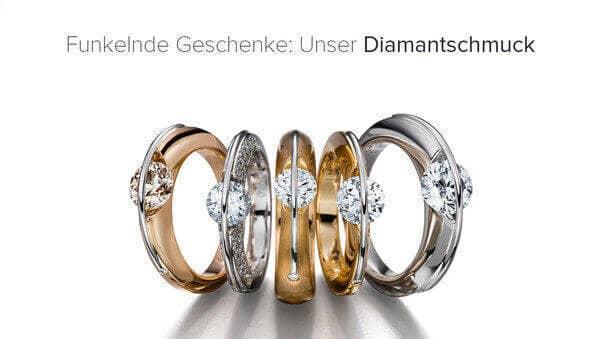 Diamantschmuck entdecken