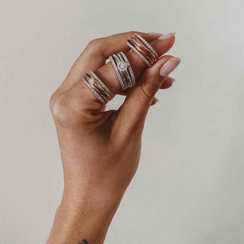 Die neuen Magnifico Ringe - Brogle