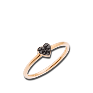 Dodo Ring Herz AD12C1/9/BB