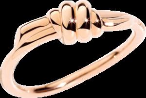 Ring Dodo Nodo aus 375 Roségold