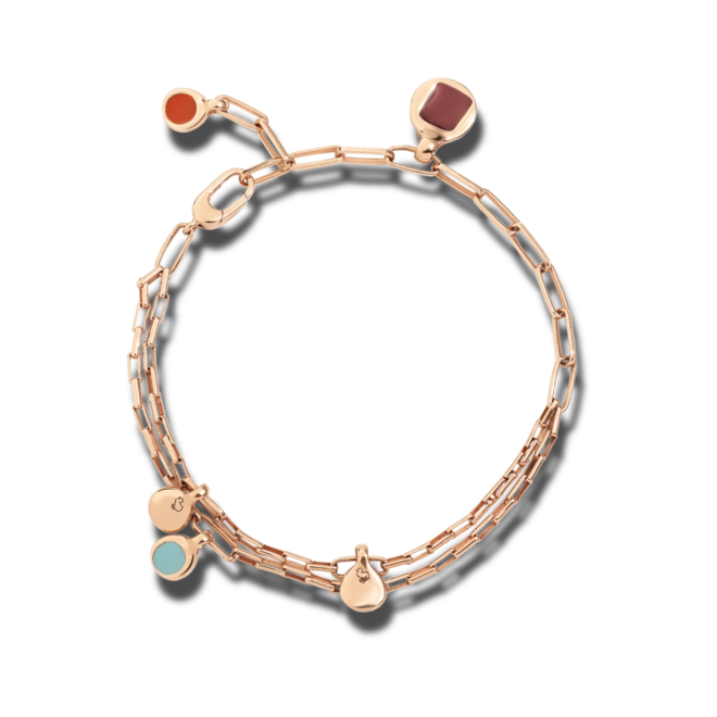 Armband Dodo Bazaar aus 925 Sterlingsilber und Emaille Größe L bei Brogle