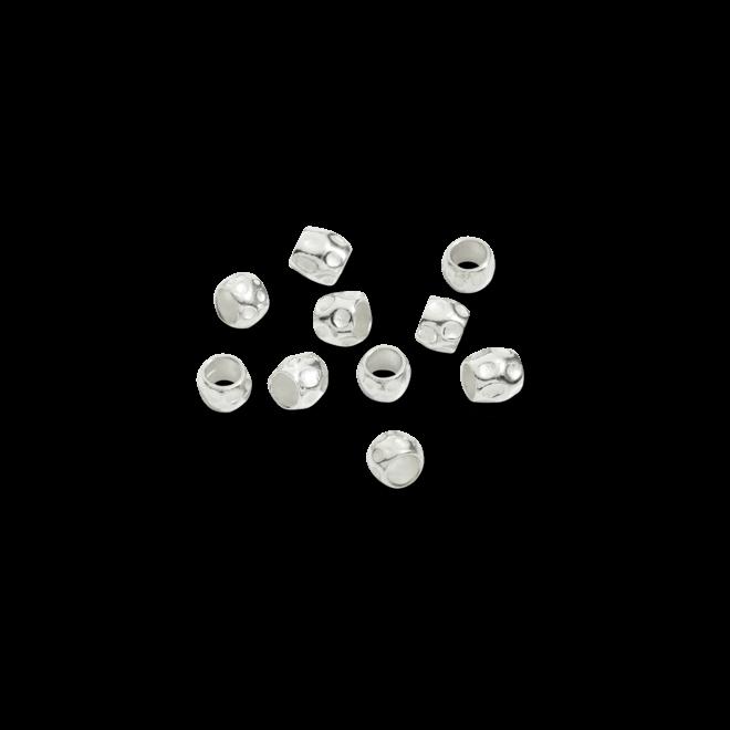 Bead Dodo 10 Körner aus 925 Sterlingsilber bei Brogle