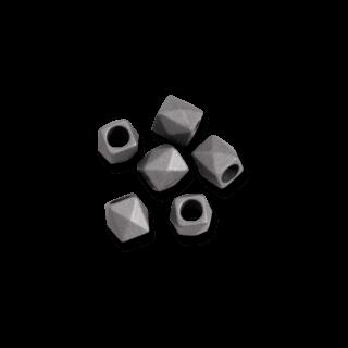 Dodo Bead 6 Titannieten DUB7009-STUD6-000TI