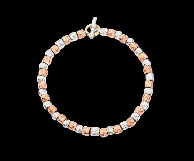 Armband Dodo Beads aus 375 Roségold und 925 Sterlingsilber Größe 16 cm bei Brogle
