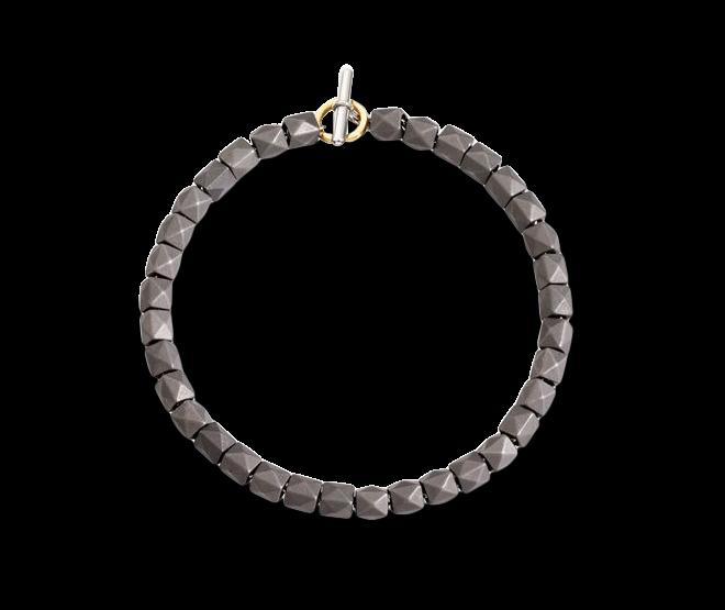 Armband Dodo Beads aus 925 Sterlingsilber und Titan Größe 16 cm bei Brogle