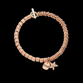 Dodo Armband mit Anhänger Beads DKB/STAR/B/9/17