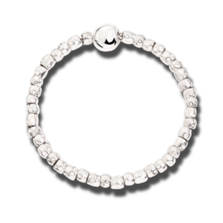 Dodo Armband Beads-Set mit Pepita-Verschluss DBB9006-GRANE-0009A-M