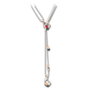 Dodo Halskette Bollicine Liebe DJG/A/COCFA9B/90