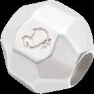 Bead Dodo Steinchen Stopper Bollicine für Halsketten aus 925 Sterlingsilber