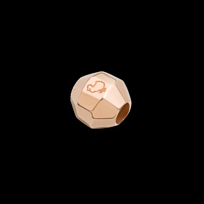 Bead Dodo Steinchen Stopper Bollicine für Halsketten aus 375 Roségold und Silikon bei Brogle
