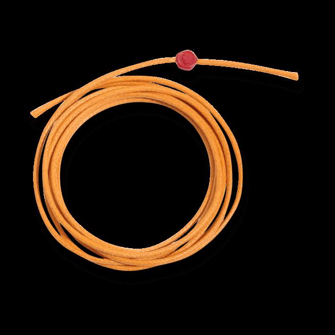 Kordel Dodo Baumwolle (mittel) aus Textil und Edelharz