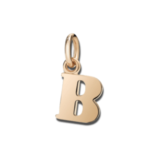 Dodo Charm Buchstabe B (groß) DMB2005-LETBL-0009R