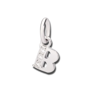 Dodo Charm Buchstabe B (klein) DMC0102-LETBS-DB0O2