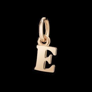 Dodo Charm Buchstabe E (klein) DLET9P/E