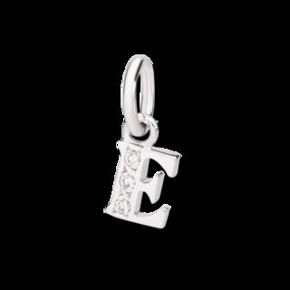 Dodo Charm Buchstabe E (klein) DMC0105-LETES-DB0O2
