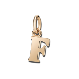 Dodo Charm Buchstabe F (groß) DLET9/F