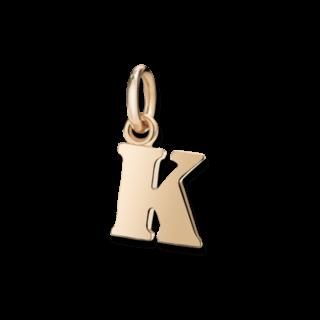 Dodo Charm Buchstabe K (groß) DLET9/K