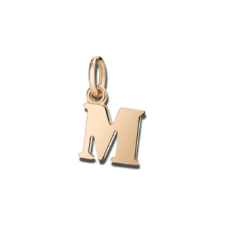 Dodo Charm Buchstabe M (groß) DMB2016-LETML-0009R